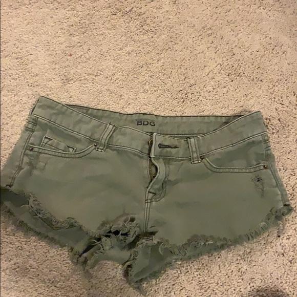 BDG Pants - BDG denim shorts